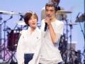 《搜狐视频综艺饭片花》杰娜同框粉碎离婚传言 朴树耿直上线逼疯王珞丹