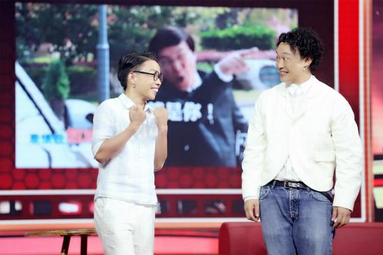 《国片大首映》陈奕迅金句频出 分享青春经历