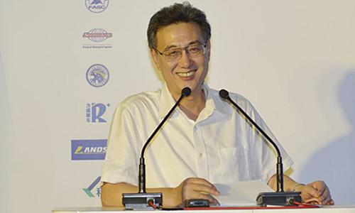 """中国汽车工程学会副秘书长 """"中国汽车工程学会赛事""""组委会主任 闫建来"""