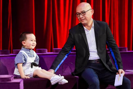 《了不起的孩子》3岁记忆天才 最小的中华曲库