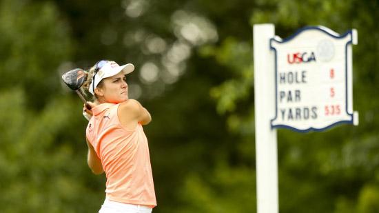 LPGA美国女子公开赛 中国新人纷纷登台齐亮相
