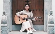 粤语吉他弹唱《梨涡浅笑》