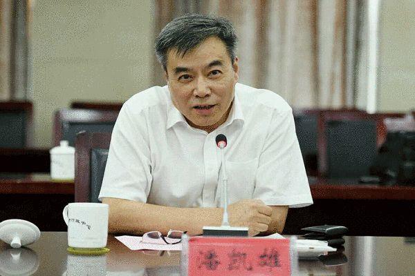 中国出版集团副总裁潘凯雄致辞