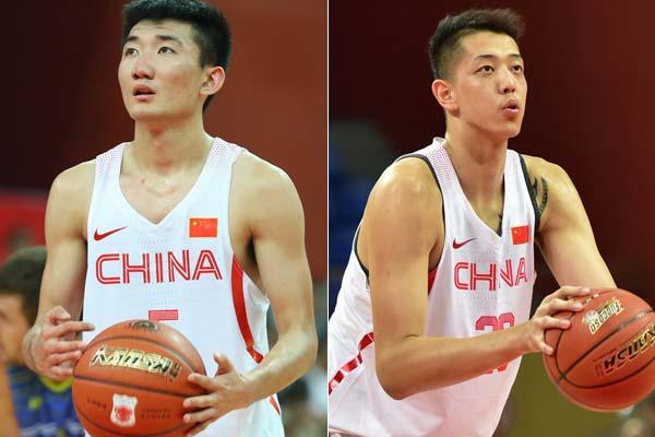 (左:孙铭徽、右:沈梓捷)