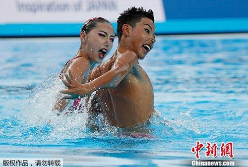 游泳世锦赛