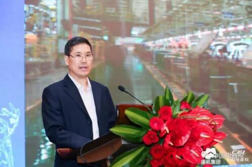 广州市工业和信息化委员会工业处处长唐锡禧