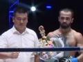 2017拳时代格斗冠军赛德兴站 奥迪炫技KO胡伟博