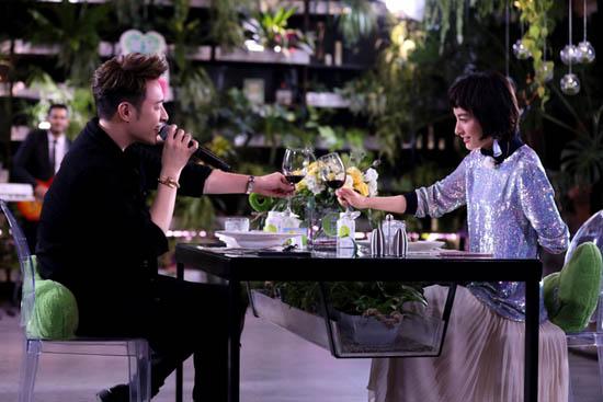 潘玮柏献唱《爱上未来的你》 坦承对吴昕有好感
