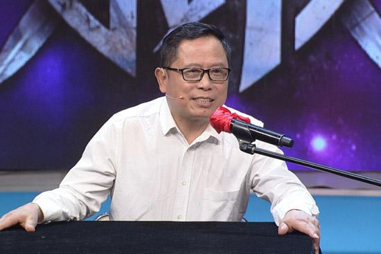 《跨时代战书》中华曲库竞技 老将神似蒋大为