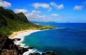 翱翔穿过夏威夷