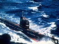 海军372潜艇的180秒生死浮沉