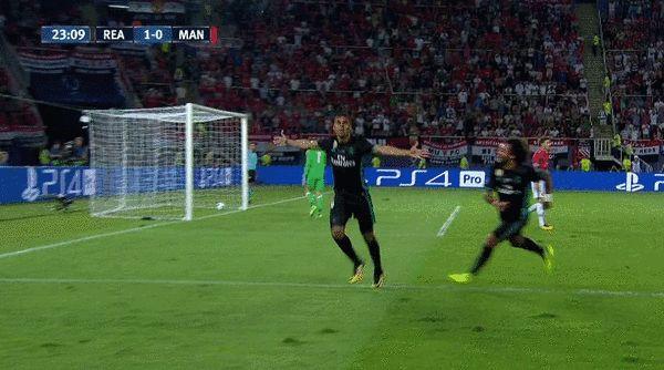 快讯-卡塞米罗凌空点射破僵局 皇马1-0领先曼联