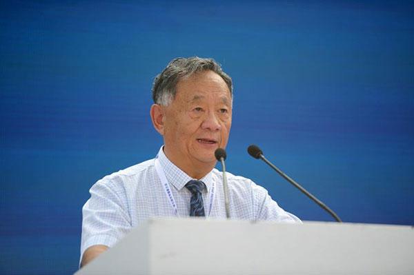 中国艺术摄影学会主席杨元惺致辞