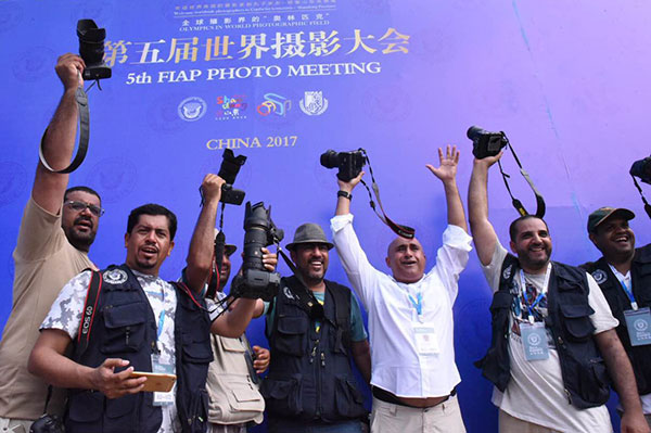 """来自42个国家和地区的310位知名摄影师聚焦""""好客山东"""""""