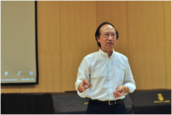 陈永华教授