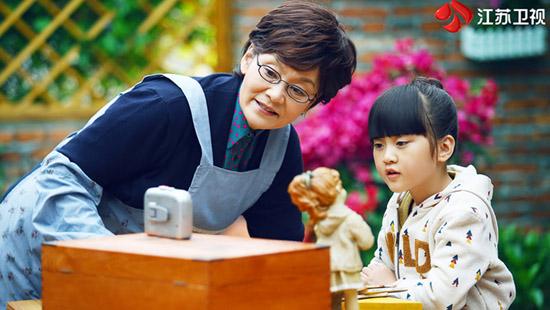 《我们的爱》潘虹感恩外婆 呼吁年轻人关爱孩子