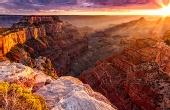 你从未见过的大峡谷!