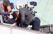 阿汤哥拍《碟中谍6》受伤