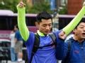 《极速星扒课2017片花》张继科带伤坚持挑战高空任务 难忍疼痛无奈放弃