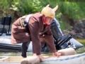 《极速前进中国版第四季片花》抢先看 张继科爸爸实力圈粉 自愿挑战维京勇士