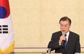韩总统警告朝鲜不要越界