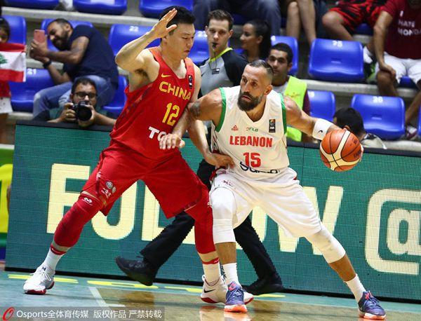 男篮获亚洲杯第5仍有收获 世界排名将保住前15