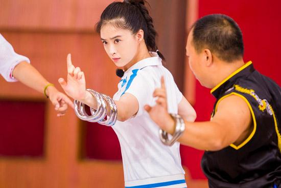 《我们来了2》反串黄飞鸿 蒋欣遭遇最大挑战
