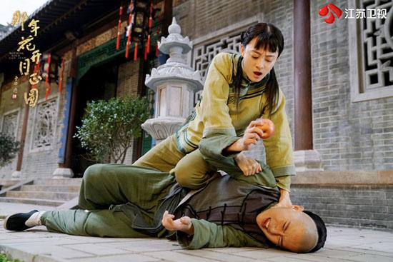 《那年花开》孙俪火爆怼全组 邓超致歉男演员