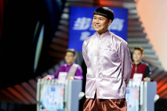 """《汉语桥》魔性表情包 泰国选手搞笑""""眼神杀"""""""