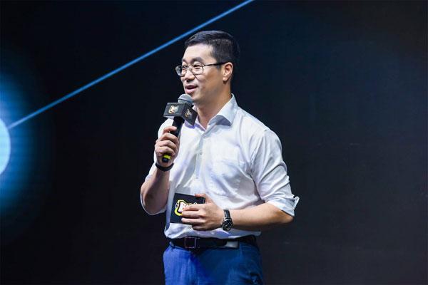 一汽-大众销售有限责任公司大众品牌公关总监李鹏程先生致辞