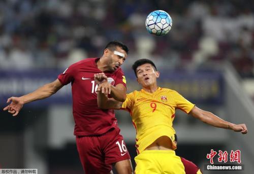 北京时间今天凌晨,2018年世界杯亚洲区预选赛12强赛A组结束最后一轮争夺。中国队2:1战胜卡塔尔队,仍无缘2018俄罗斯世界杯。