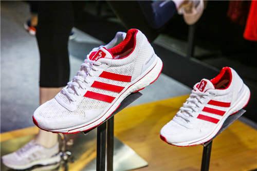 adidas 2017北马限定款跑鞋