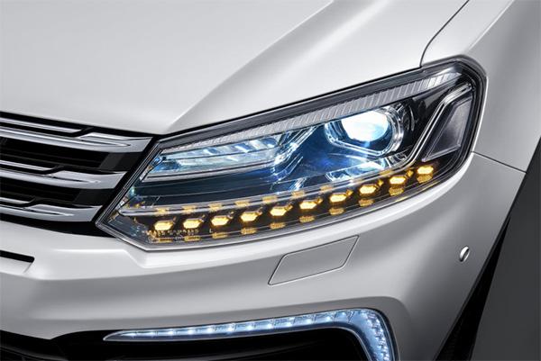 众泰T600 Coupe 1.5T自动杭州媒体品鉴会