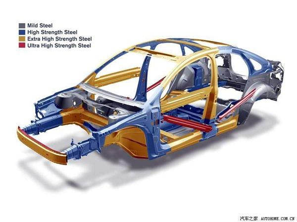 双侧SSP与双翼DM结构和汽车溃缩吸能结构的功能一样,负责缓解直接撞击力。   38cm桶式结构以及5cm框式中央防撞梁则和车身座舱囚笼结构一样,负责整体结构刚性,减少乘员受到直接挤压。   简单点说,吸能是穿在外面的厚重脂肪层和肌肉,里面则是起支撑防御的钢筋铁骨。   这还没完!!!   在内部,还有五重防护。这些是与宝宝直接接触的部位,像车内气囊一样,缓解宝宝直接受到的伤害。