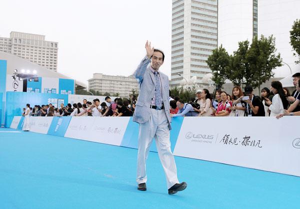 LEXUS雷克萨斯中国副总经理植田浩一先生出席2017北京国际设计周开幕仪式