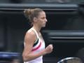视频-状态不减 普利斯科娃速胜晋级WTA东京赛8强