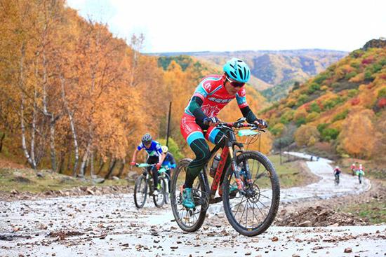 """""""北中国最美森林骑行线"""" 环形赛道体验赛图片"""