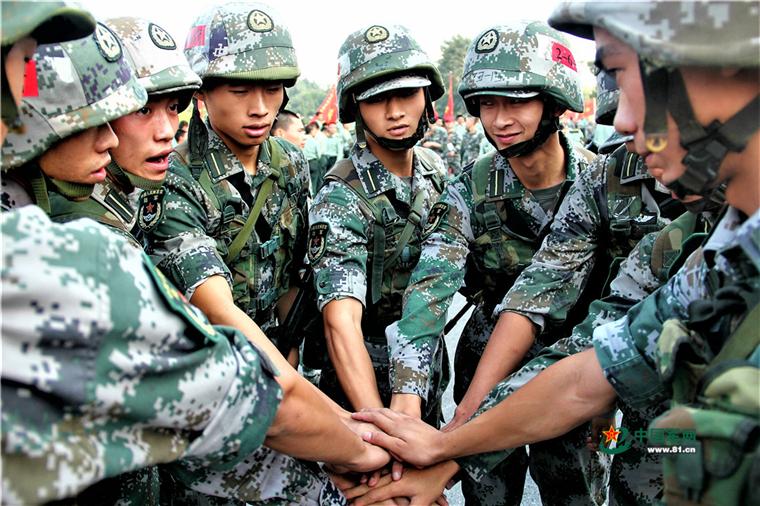 和平,是对军人的奖赏;和平,不应该成为一支军队麻痹松懈的理由。