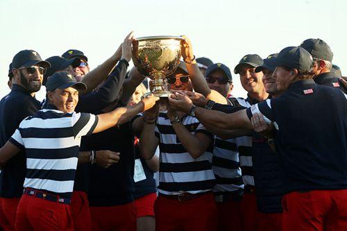 总统杯第4日国际队连续追分 美国19