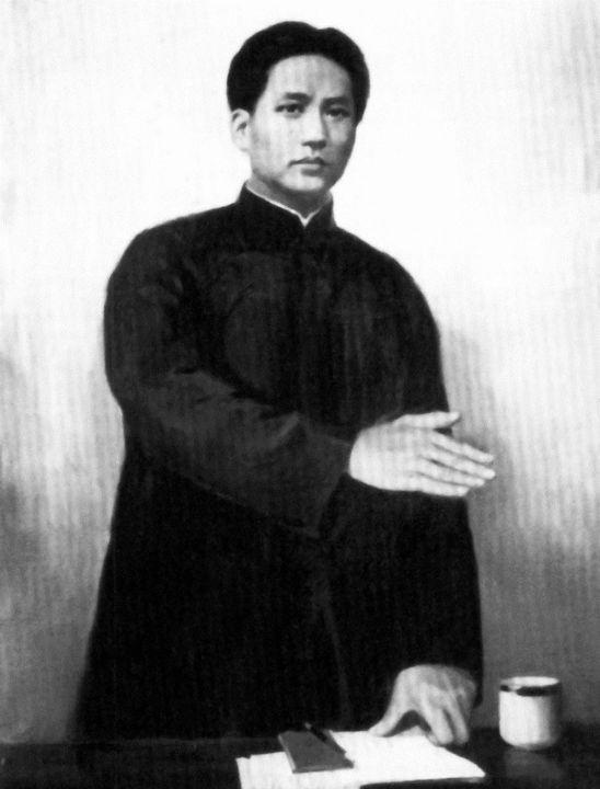 中共三大:毛泽东首次进入党的中央领导核心层