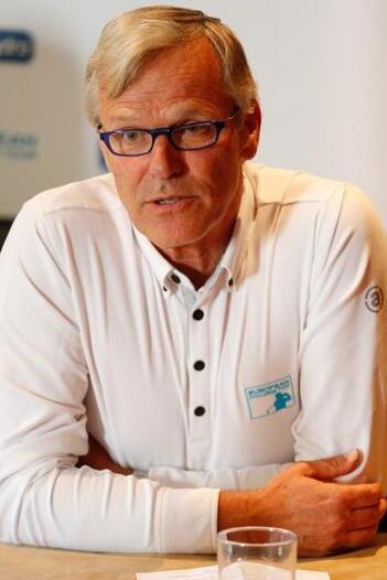 欧洲挑战巡回赛总监阿兰・德索垂特(Alain de Soultrait