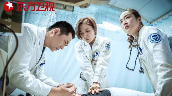 《急诊科医生》将播 张嘉译王珞丹上演忘年恋