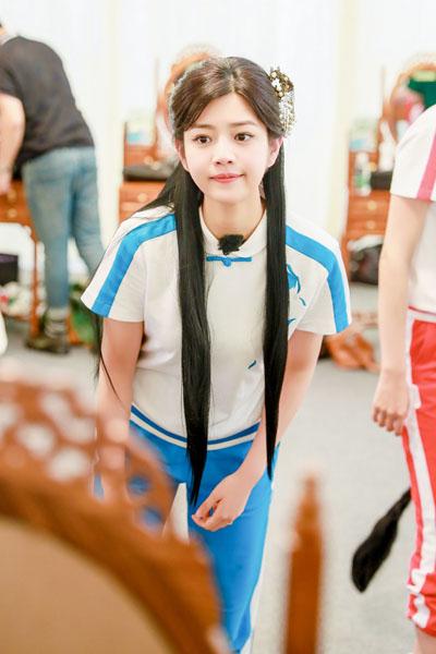 《我来2》走心收官 陈妍希逗趣暖心从心出发