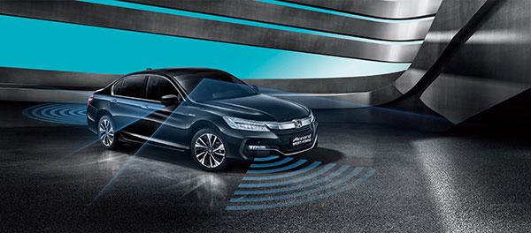 Honda SENSING(安全超感)智能驾驶辅助系统