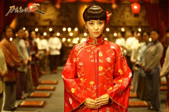 《刀客家族的女人》佟丽娅挑战女汉子特别虎