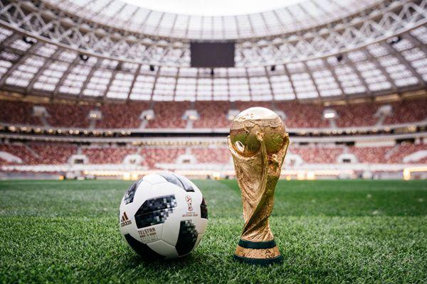 致敬经典 2018世界杯官方用球电视之星18发布
