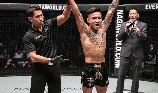 """名将""""黑马""""李凯文将在ONE冠军赛新加坡站回归"""