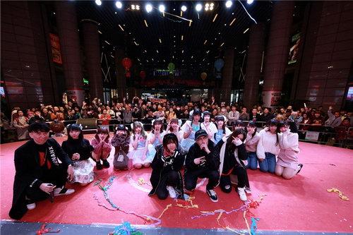 Super Idol Carnival国际偶像嘉年华上海站
