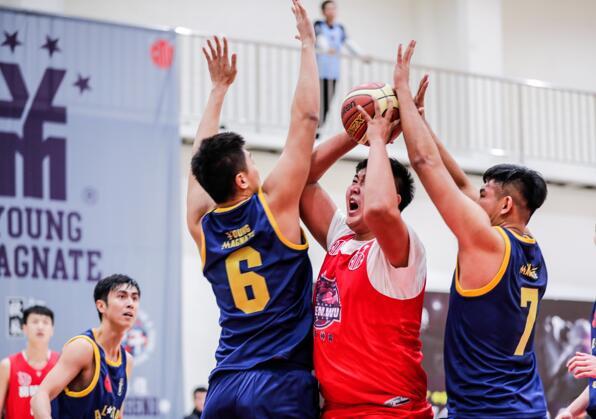 中信国安篮球大师赛周末开赛 平安夜上演总决赛