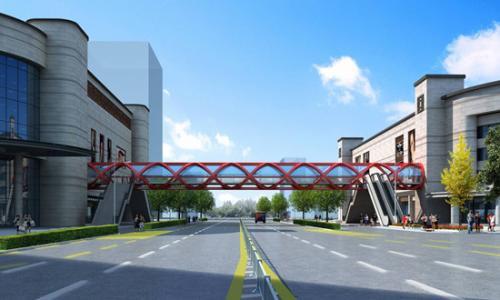 合肥火车站综合改造提升工程将下月底完工高清图片